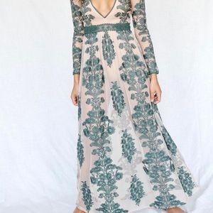 For Love and Lemons Temecula Dress Size Medium